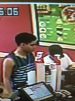 Card skimming - Suspect 3