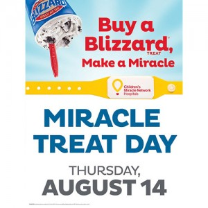 Miracle Treat Day 2014
