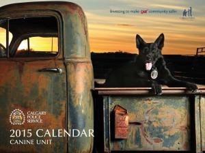 CPS Canine Calendar 2015