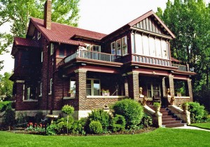 Once home to two pioneering physicians, the Crawford residence is one of 12 grant recipients
