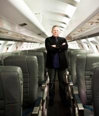 Roger Jewett, CEO, Jump On Flyaways. (Photo credit: Ben Sy)