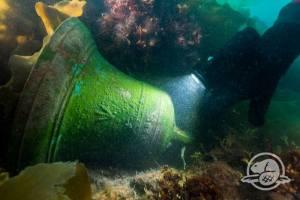 Erebus ship's bell