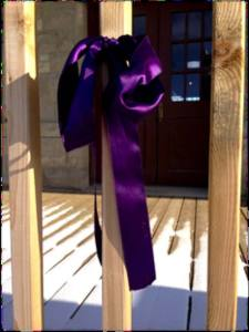 Purple Ribbon - High River