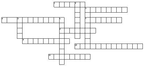 Confederation Crossword