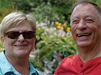 Photo caption 2: Roch and Lorraine Beauchamp have benefited from the added convenience of direct deposit for all their federal government payments