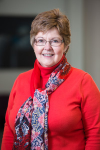 Kathryn King-Shier, a cardiovascular nurse scientist, has been named the first Guru Nanak Dev Ji DIL Research Chair in the Faculty of Nursing. Photo by Riley Brandt, University of Calgary