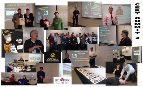 Collage CERT CANada Summit 3