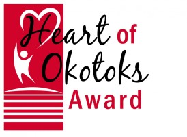 Heart of Okotoks Award