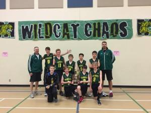 MCS Wildcat Basketball boys