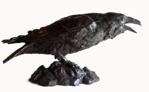 Raven's Voice - Bluerock Galelry