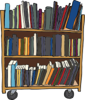 SteveLambert-Library-Book-Cart