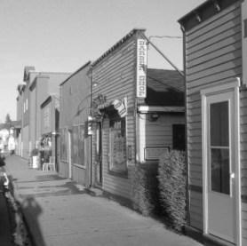 Black Diamond downtown - southside