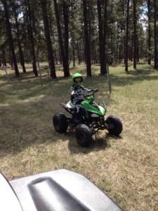 stolen quad 1