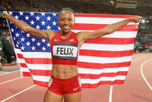 TrackTown Canada is extremely pleased to announce 6x Olympic medalist / 10x World Championships medalist Allyson Felix to compete in Canada for the first time at the 2015 Track Town Classic!