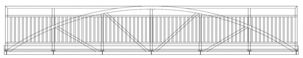 St. Mary's bridge sketch