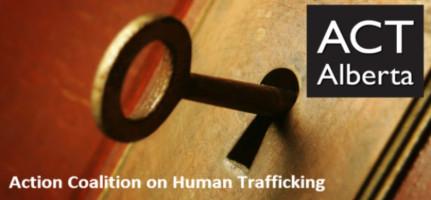 ACT - human trafficking day