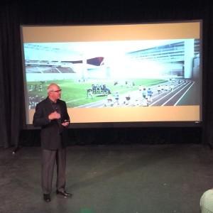 Ken King announces plans for CalgaryNEXT