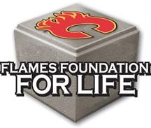 FlamesFoundationLife logo