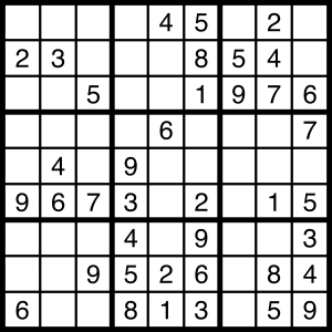2015-10-10 Sudoku Puzzle