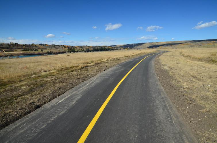 Calgary to Cochrane Trail