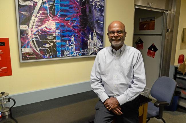 Professor of Neurology and Neurosurgery at McGill University, Dr. Samuel Daniel