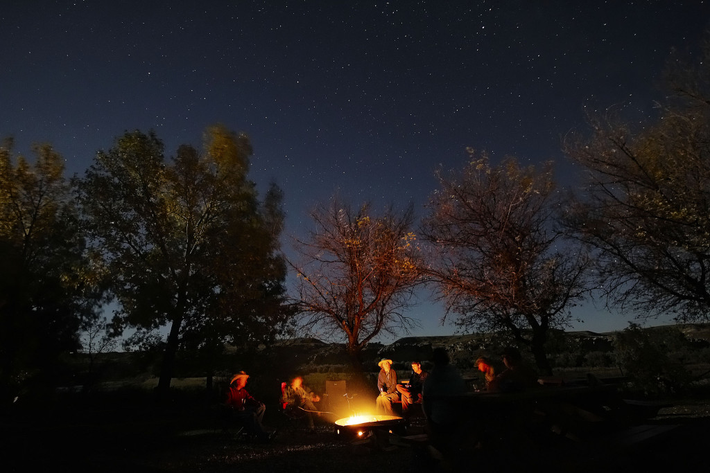 Alberta Parks' online reservation system will open February 22 for regular campsite bookings