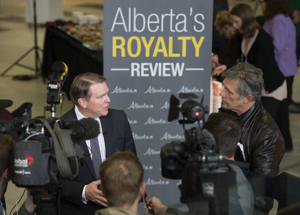Alberta Royalty Review