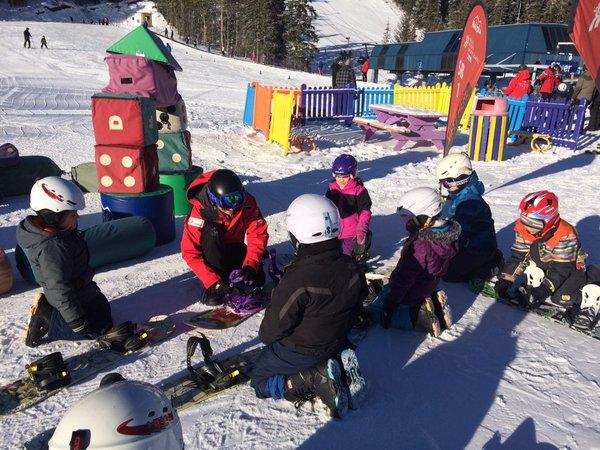 MCS - ski day 2