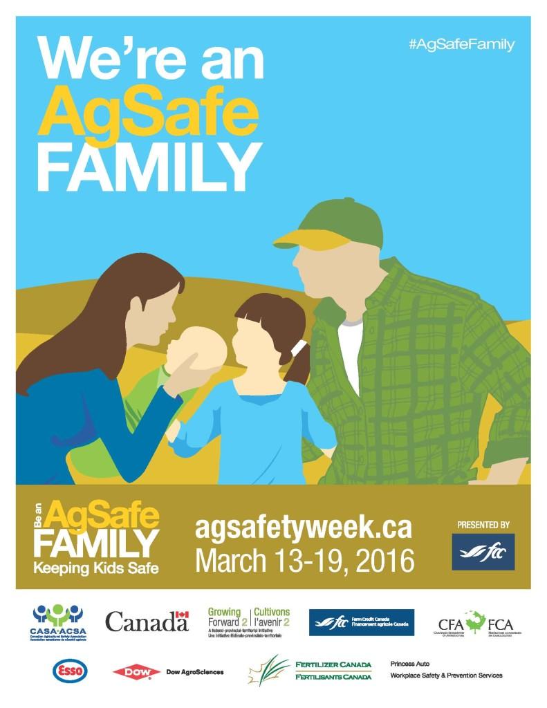 AGSafe 2016 poster