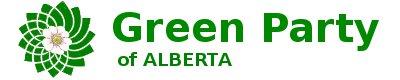 Alberta Green Party header