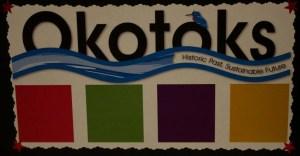 Okotoks logo