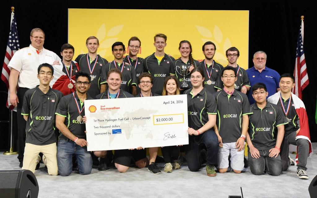 University of Alberta - winners