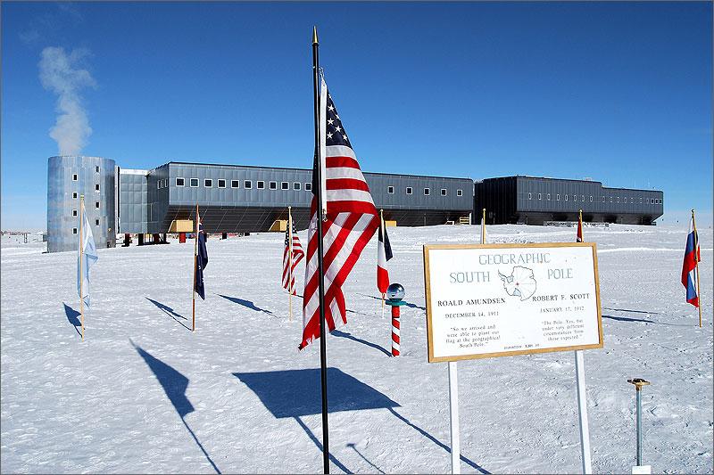 Amundsen-Scott Research Station South Pole