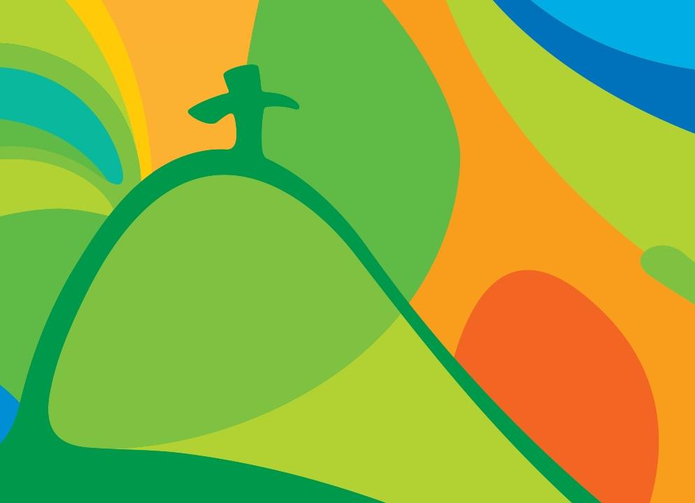 Rio2016 branding