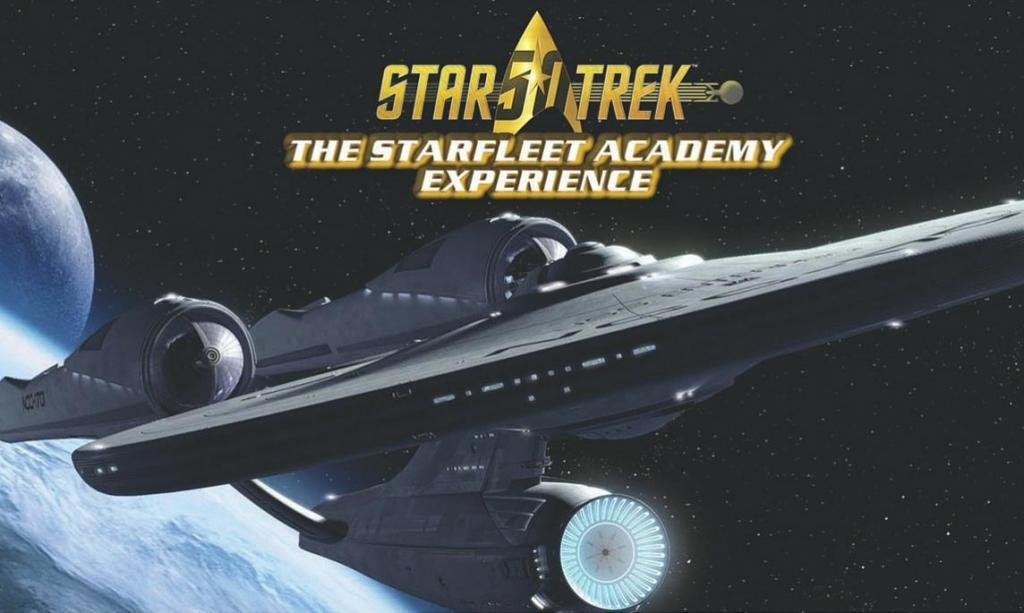 Telus Spark - Star Trek