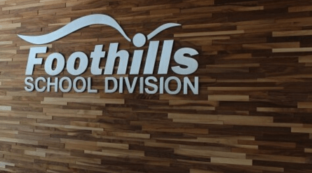 Foothills School Division: Provincial Budget Challenges