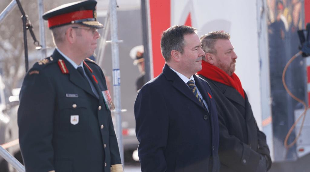Remembrance Day - Premier Kenney