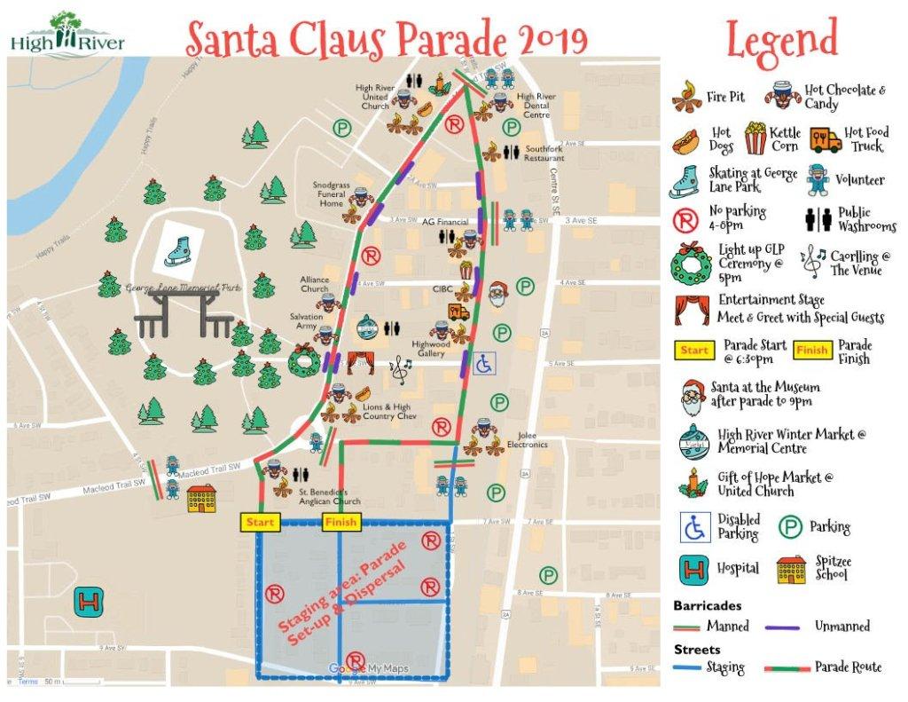 High River Santa Claus Parade