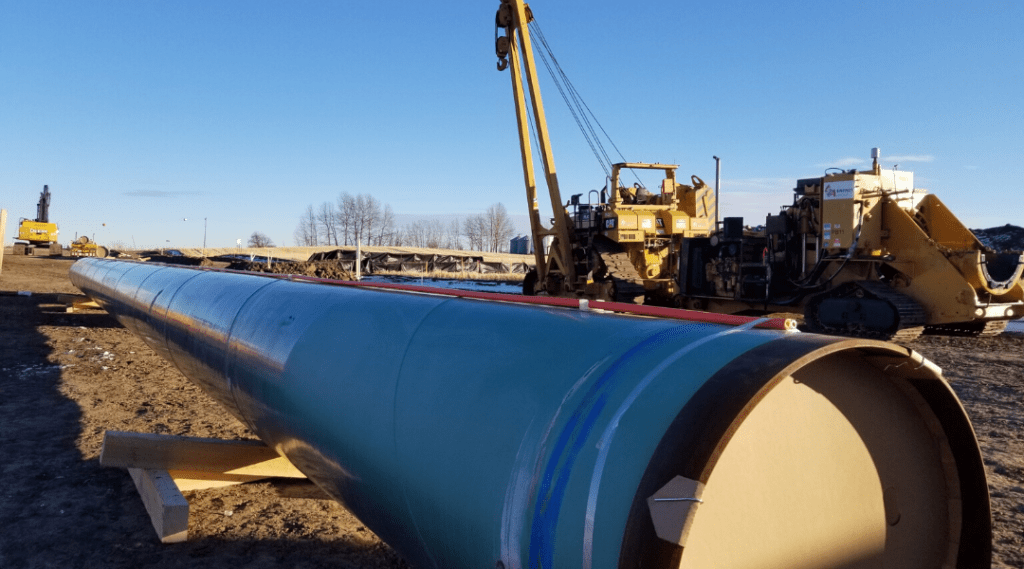 Trans Mountain Expansion Update