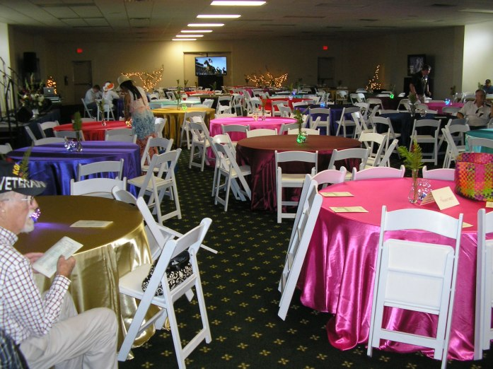 Derby Day Tables