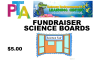 PTA FUNDRAISER SCIENCE BOARDS