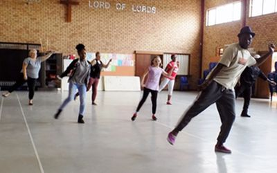 Dance campus group