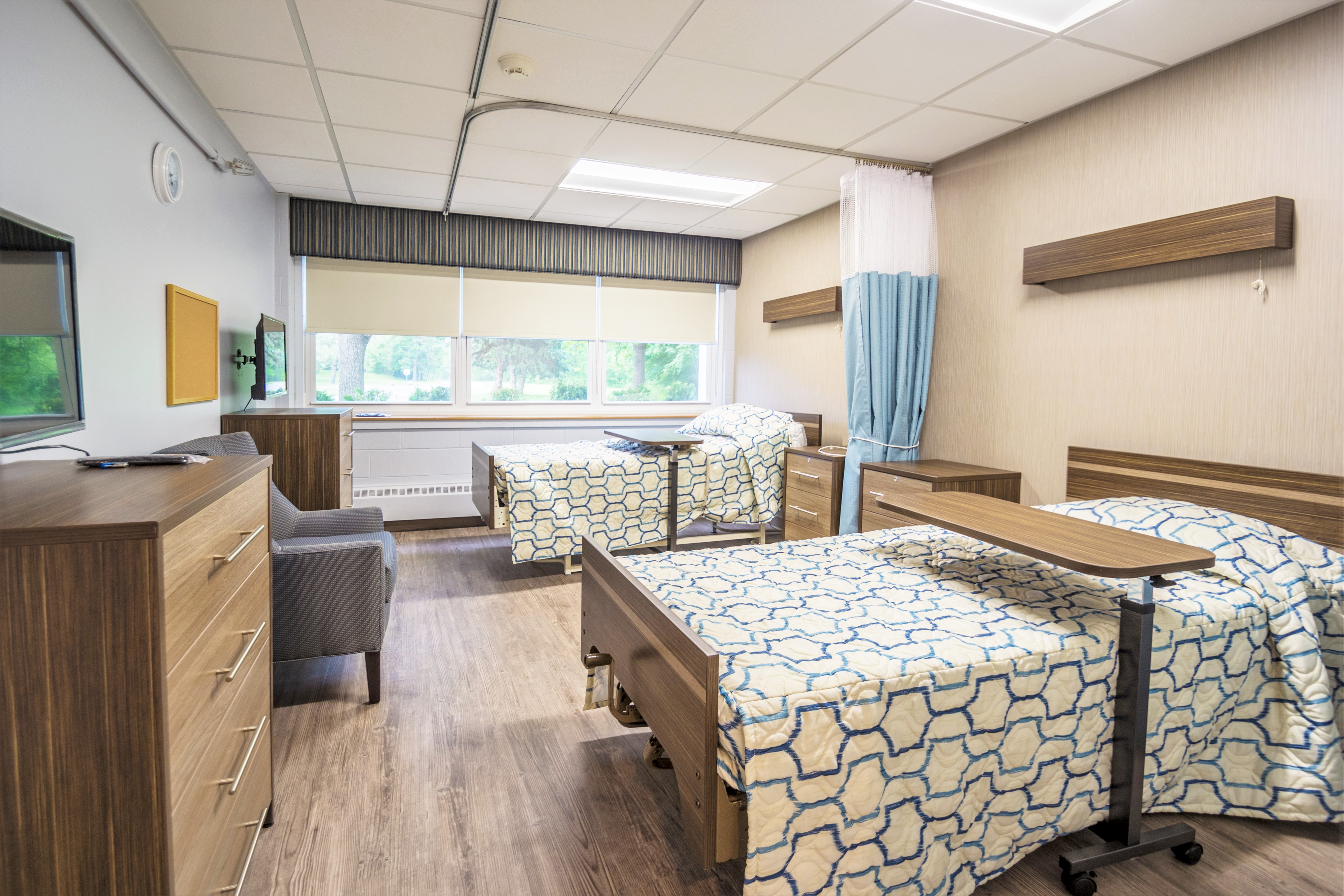 Creekview- Resident Room Double