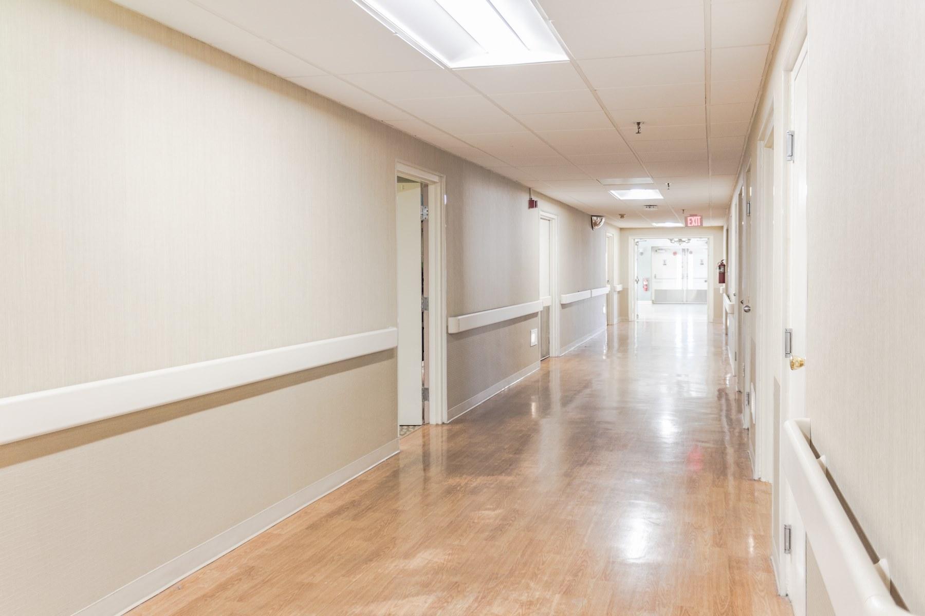 Delmar Hallway