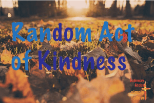 do kindness