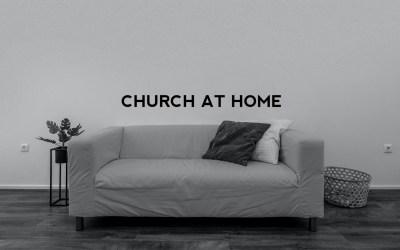 Church at Home November 1, 2020