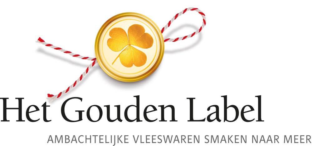 Het Gouden Label Logo Food & Beverage