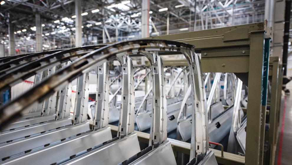 industrie en machinebouw