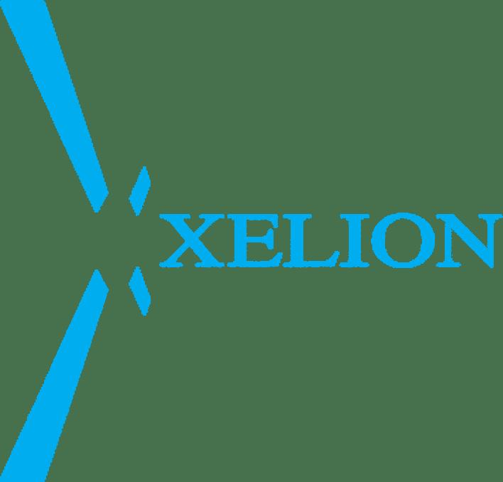 Xelion Logo Software, Data & Analytics