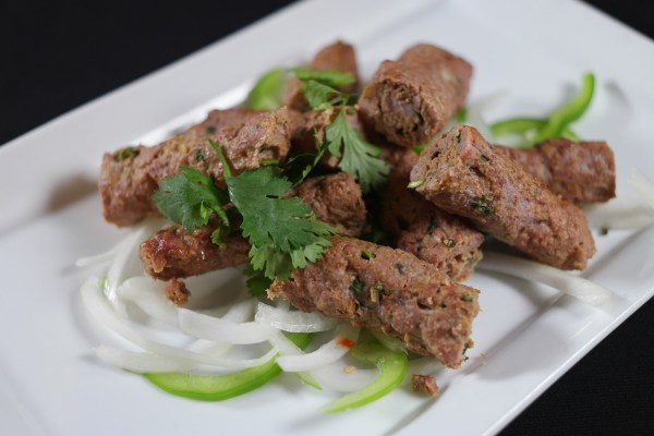 Lamb Sheek Kabab